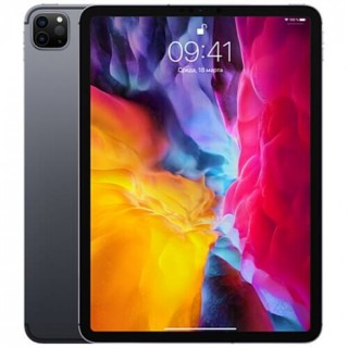 iPad Pro 11'' Wi-Fi + Cellular 512GB Space Gray 2020