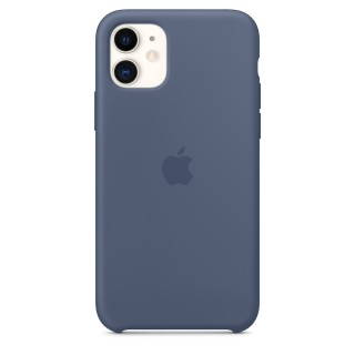 Чехол Silicone Case для iPhone 11 Alaskan Blue OEM Премиум качество