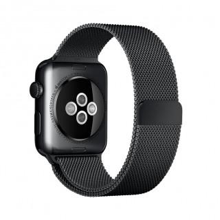 Ремешок для Apple Watch 42/44mm Milanese Loop Black