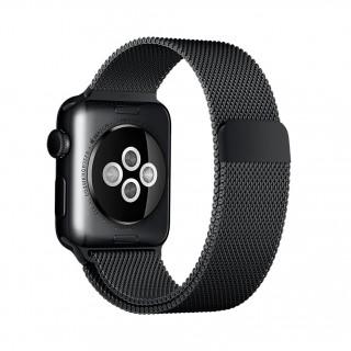 Ремешок для Apple Watch 38/40mm Milanese Loop Black