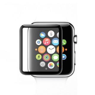 Защитное стекло 4D 0.1мм для Apple watch 38мм (серия 2, 3)