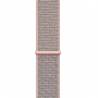 Apple WATCHSeries 4 GPS 44mm Gold Aluminum Case with Pink Sand Sport Loop (MU6G2) – (фото 3)