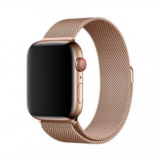 Ремешок для Apple Watch 42/44mm Milanese Loop Gold
