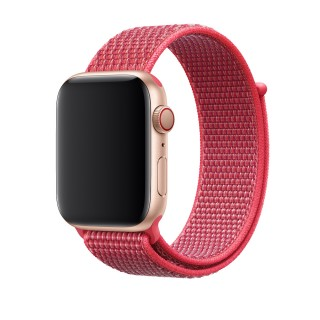 Ремешок для Apple Watch 38/40mm Sport Loop Hibiscus