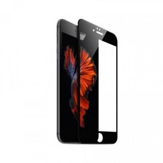 Защитное 4D стекло для iPhone 6 / 6s (Black)