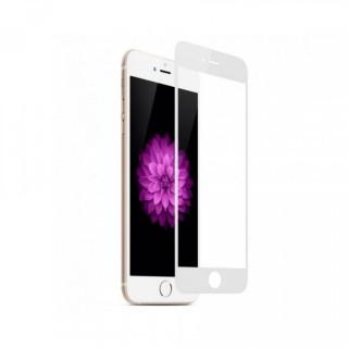 Защитное 4D стекло для iPhone 6 / 6s (White)