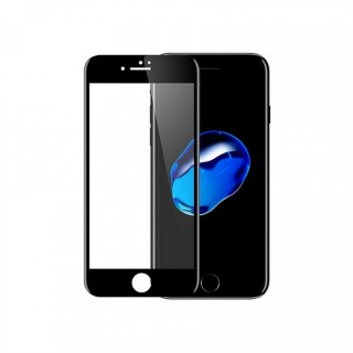 Защитное 4D стекло для iPhone 7 / 8 (Black)