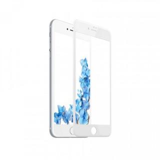 Защитное 4D стекло для iPhone 7 / 8 (White)