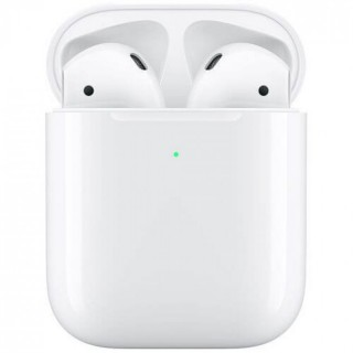 Apple AirPods 2 2019 with Wireless Charging Case (MRXJ2)