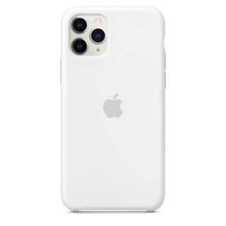 Чехол Silicone Case для iPhone 11 Pro White OEM Премиум качество