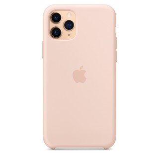 Чехол Silicone Case для iPhone 11 Pro Pink Sand OEM Премиум качество