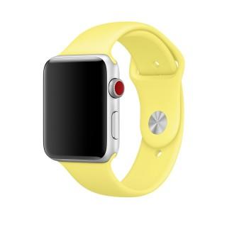 Ремешок для Apple Watch 38/40mm Sport Band Lemonade