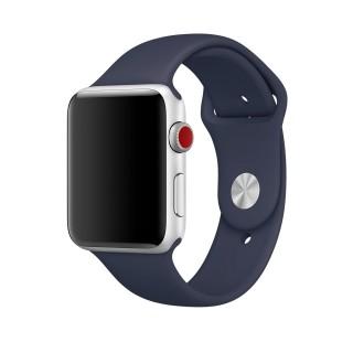 Ремешок для Apple Watch 38/40mm Sport Band Midnight Blue