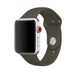 Ремешок для Apple Watch 42/44mm Sport Band Olive