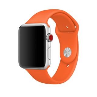 Ремешок для Apple Watch 38/40mm Sport Band Spicy Orange