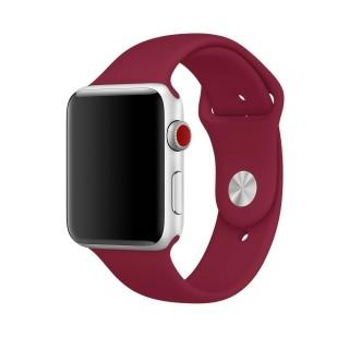 Ремешок для Apple Watch 42/44mm Sport Band Rose Red