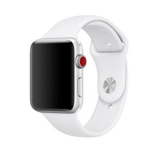 Ремешок для Apple Watch 42/44mm Sport Band White