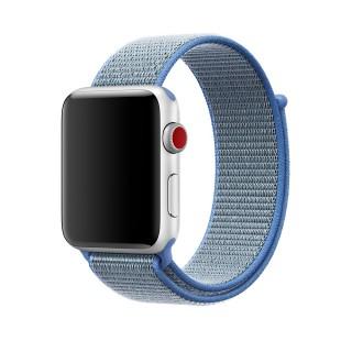 Ремешок для Apple Watch 38/40mm Sport Loop Tahoe Blue