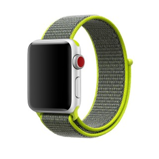 Ремешок для Apple Watch 38/40mm Sport Loop Flash
