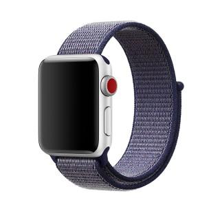 Ремешок для Apple Watch 42/44mm Sport Loop Midnight Blue