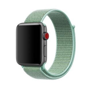 Ремешок для Apple Watch 42/44mm Sport Loop Marine Green