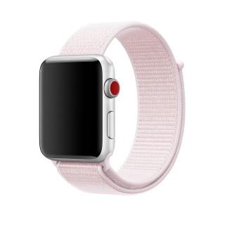 Ремешок для Apple Watch 38/40mm Sport Loop Nike Pearl Pink