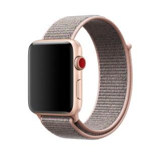 Ремешок для Apple Watch 42/44mm Sport Loop Pink Sand