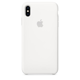 Чехол Silicone Case для iPhone Xs Max White Premium Copy
