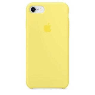 Чехол Silicone Case для iPhone 6s/6 Lemonade Copy