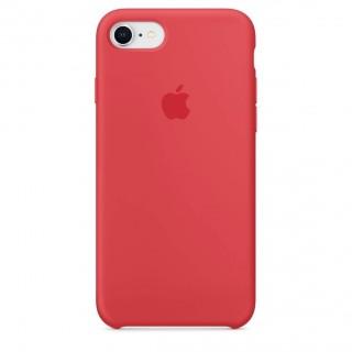 Чехол Silicone Case для iPhone 6s/6 Red Raspberry Copy