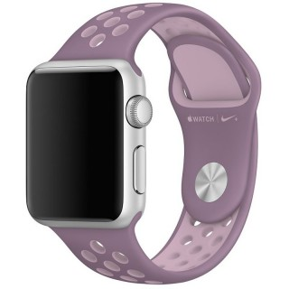 Ремешок для Apple Watch 38/40mm Nike Band Violet/Pink