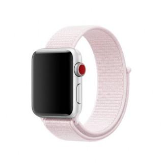 Ремешок для Apple Watch 42/44mm Sport Loop Light Pink
