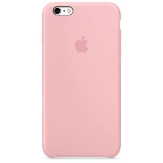 Чехол Silicone Case для iPhone 6s/6 Pink Copy