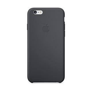 Чехол Silicone Case для iPhone 6s/6 Black Copy