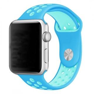 Ремешок для Apple Watch 38/40mm Nike Band Blue