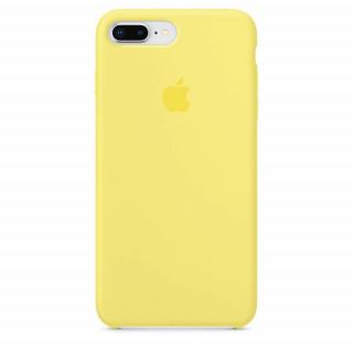 Чехол Silicone Case для iPhone 7 Plus/8 Plus Lemonade Premium Copy