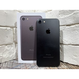Used iPhone 7 128Gb Matte Black