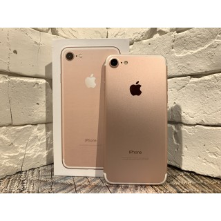 Used iPhone 7 128Gb Rose Gold
