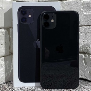iPhone 11 128Gb Black б/у
