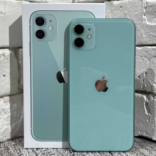 iPhone 11 64Gb Green б/у