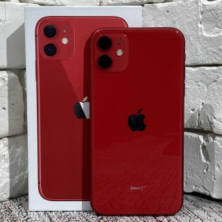 iPhone 11 64Gb Product Red б/у