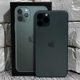 iPhone 11 Pro 256Gb Midnight Green б/у