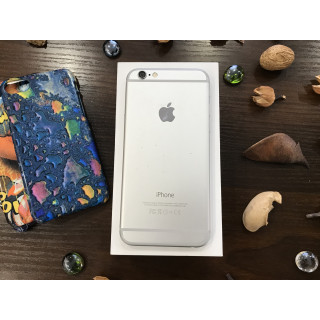 iPhone 6 64Gb Silver б/у