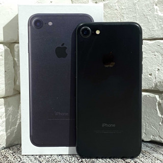 iPhone 7 128Gb Matte Black б/у
