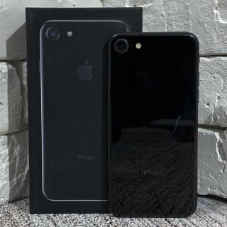 iPhone 7 128Gb Jet Black б/у