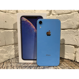 iPhone Xr 64Gb Blue б/у