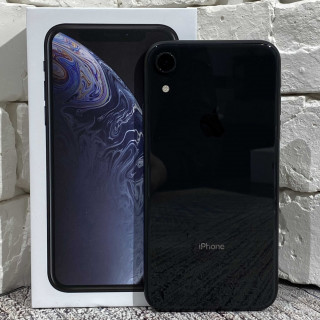 iPhone Xr 128Gb Black б/у