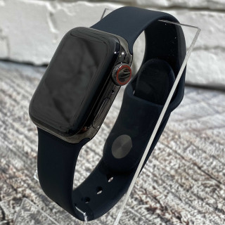 Apple Watch Series 6 40mm Graphite Stainless Steel б.у